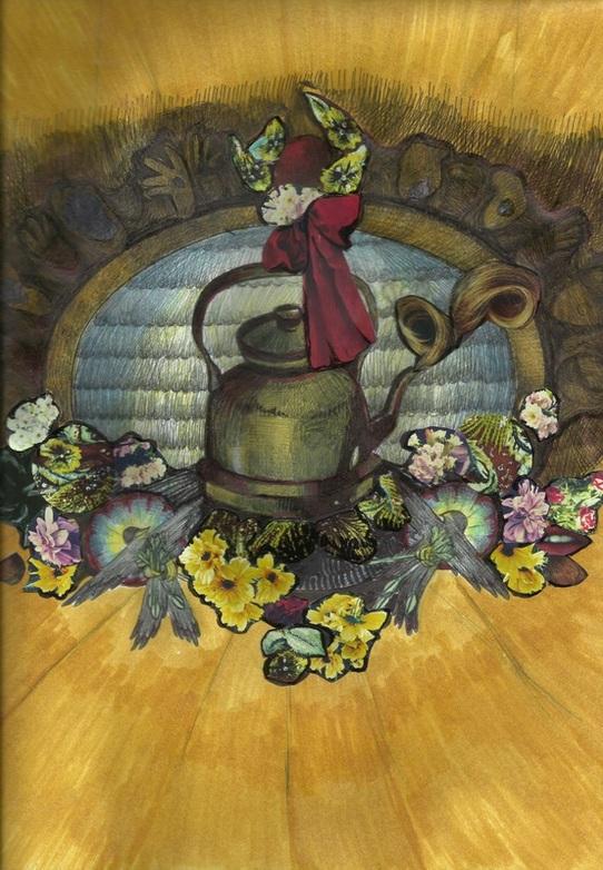 Susan Koefod: Tea Kettle