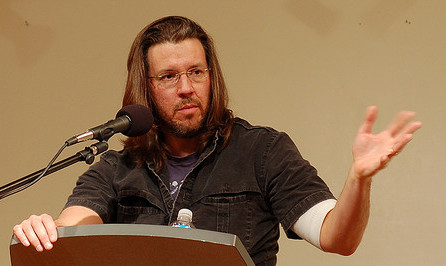 Sleeping with David Foster Wallace